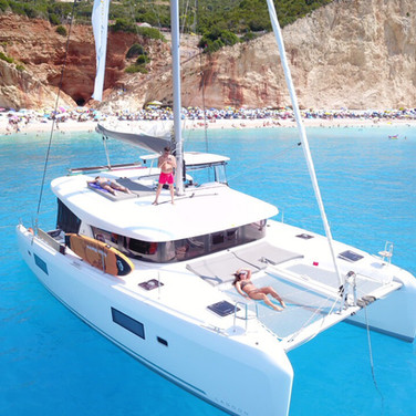 Sailing Holiday in Greece