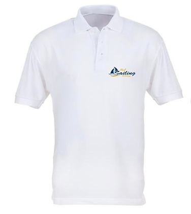 Crew Gear Polo (White)