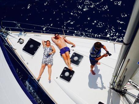 Set Sail and Avoid Seasickness
