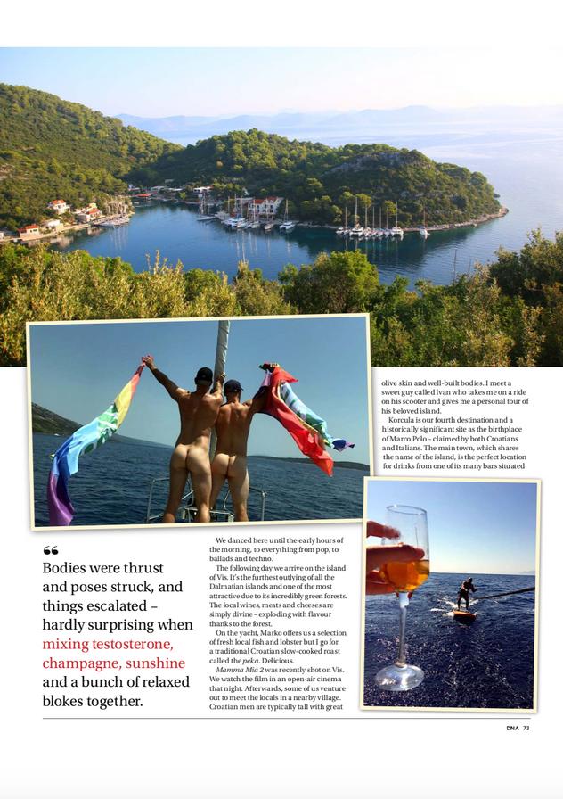DNA Magazine, Page 4