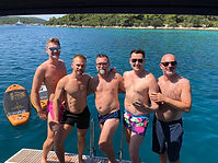 Gay sailing private charter