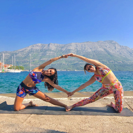 Yoga and Greece: The Perfect Combination