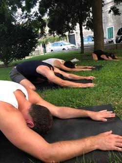 Yoga Sailing Holiday