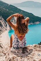 Sail Greek Islands, Myrtos Beach