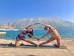 Yoga Sailing Classes