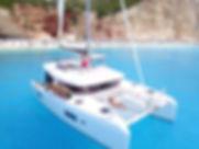 Sail Greece Catamaran