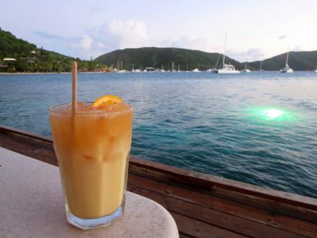 The Painkiller: British Virgin Island's Silent (But Deadly) Crowd-Pleaser