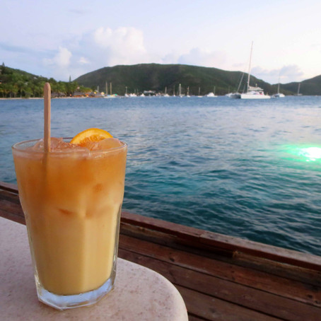 The Painkiller: British Virgin Island's Silent (But Deadly) Crowd-Pleaser