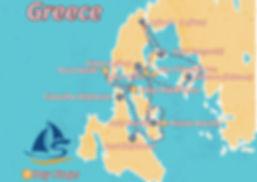 Sail Greek Islands Itinerary