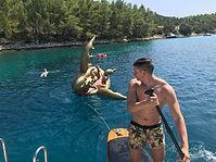 Gay sail Greece