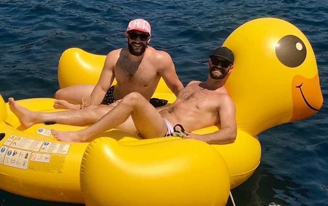 gay vacations sun action