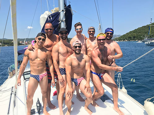 Gay Sailing Holiday in Greece