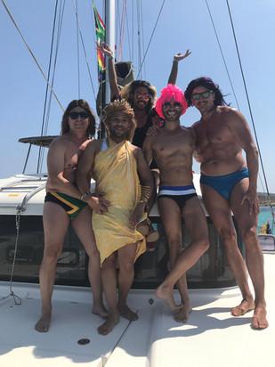 gay sailing speedo sundays