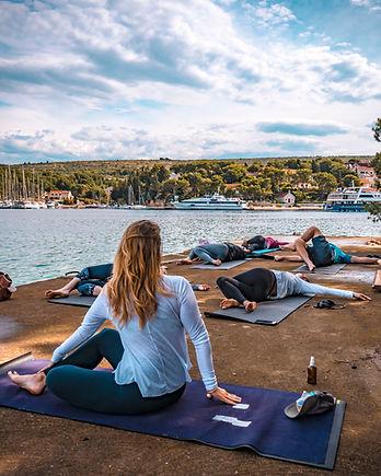 Yoga Greece