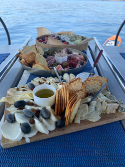 Cheese plate for the hungry