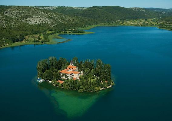 Island of Visovac