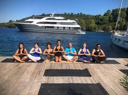 Yoga crew