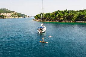 family sailing holidays croatia