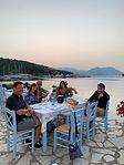 Alfresco Dinner