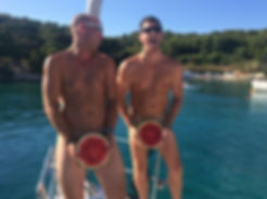 gay sailing holidays