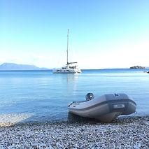 Sailing Greece, beaches