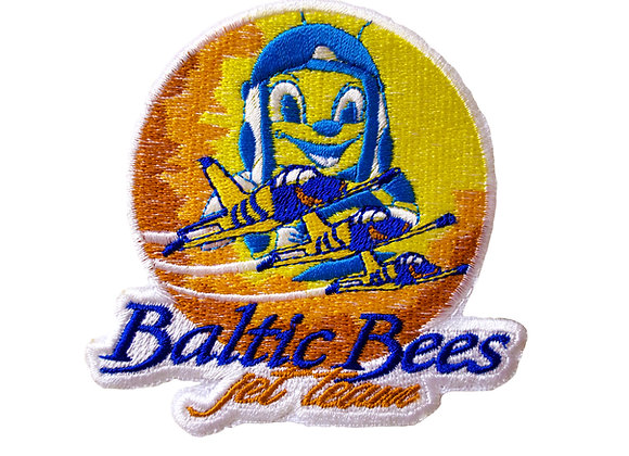 BALTIC BEES JET TEAM ORIGINAL PATCH