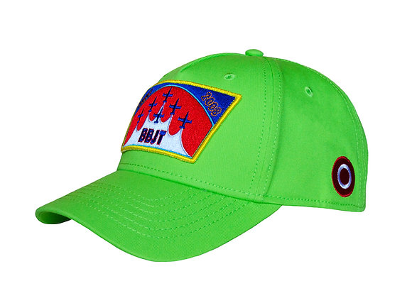 PATCH BASEBALL CAP (GREEN)