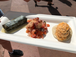 13 Foods to Try at Epcot's Food & Wine Festival 2017