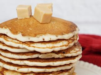 3-step Dulce de Leche Pancakes