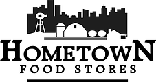 Hometown Food Stores.  Local grocery store.