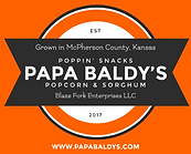 Papa Baldy's Popcorn & Sorghum