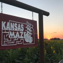Kansas Maze