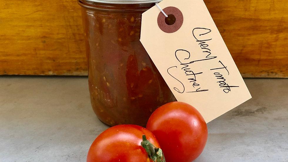 Cherry Tomato Chutney