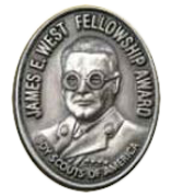 James E West Medal.png