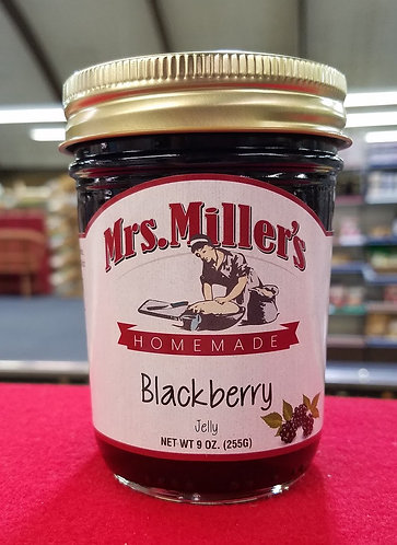 Blackberry Jelly - 9 oz