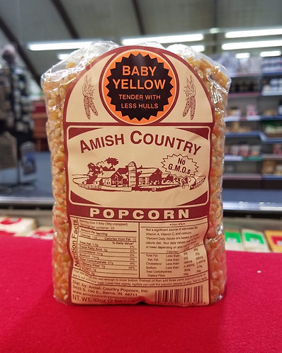 Baby Yellow - 2 Pounds