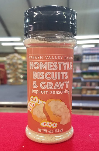 Biscuits & Gravy Popcorn Seasoning - 4 oz