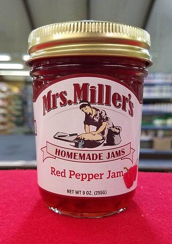 Red Pepper Jam - 9 oz