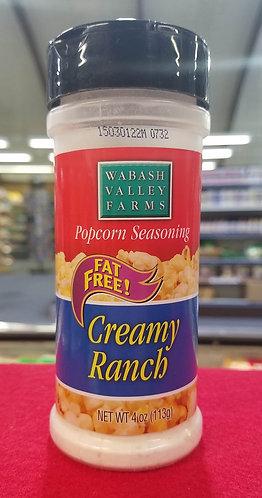 Ranch Popcorn Seasoning - 4 oz