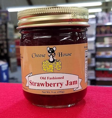 Strawberry Jam - 9 oz