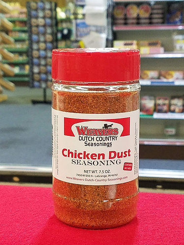 Chicken Dust - 7.5 oz