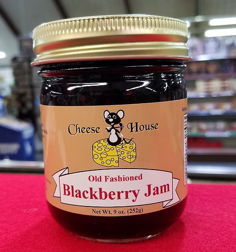 Blackberry Jam - 9 oz