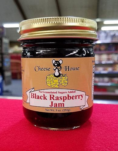Sugar Free Black Raspberry Jam - 9 oz