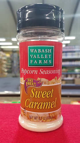 Sweet Caramel Popcorn Seasoning - 3.7 oz