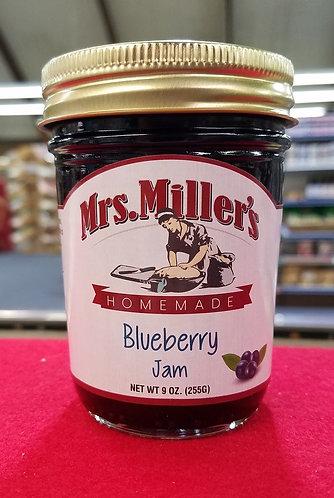 Blueberry Jam - 9 oz