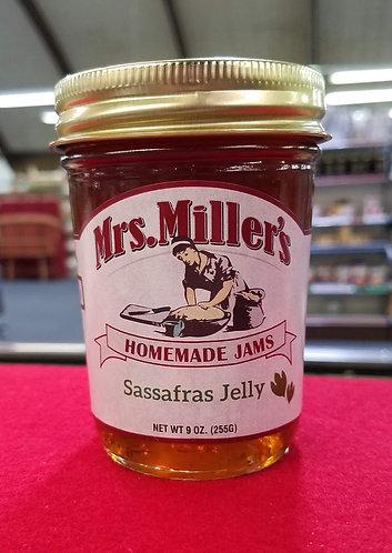 Sassafras Jelly - 9 oz