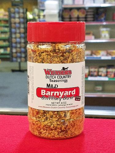 Barnyard Grilling Dust - 8 oz