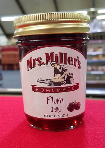 Plum Jelly - 9 oz