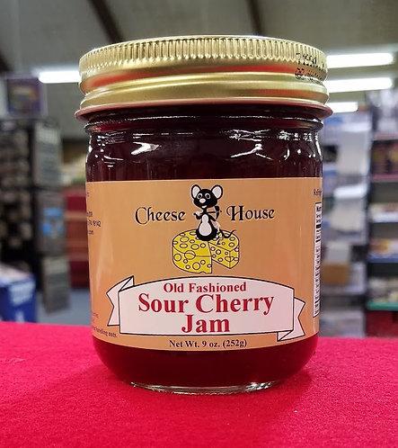 Sour Cherry Jam - 9 oz