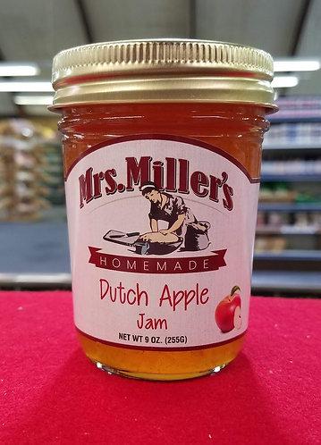 Dutch Apple Jam - 9 oz